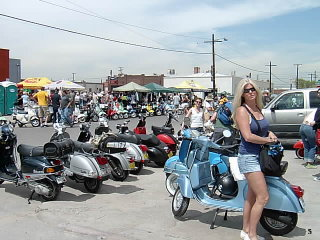 Amerivespa and LammyJammy - 2006 pictures from Belladonna_Julie