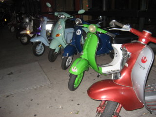 Amerivespa and LammyJammy - 2006 pictures from Huff_and_Nelly_Cam