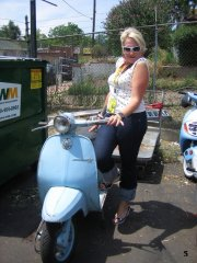 Amerivespa and LammyJammy - 2006 pictures from hallie