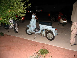 Amerivespa and LammyJammy - 2006 pictures from scandal_christina