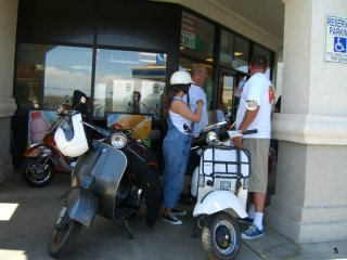 Temecula Wine Ride - 2006 pictures from Long_Beach_Classic_Scooter_Club