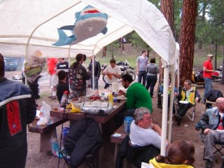 Camp Scoot - 2006 pictures from Dandee