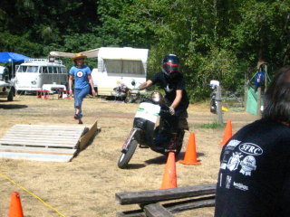Oregon Scooter Raid - 2006 pictures from Domin8trix