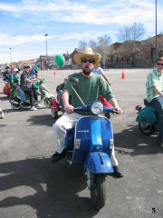 Denver Saint Patricks Day Parade - 2007 pictures from Elie