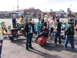 Denver Saint Patricks Day Parade - 2007 pictures from sod