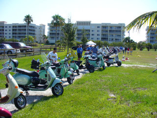 Canaveral Scooter Caper III - 2007 pictures from tftdguru