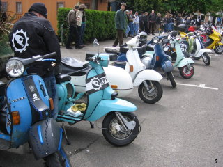 Cinco Scoot 5 - 2007 pictures from RagazzoPazzo