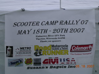 Scooter Camp Rally - 2007 pictures from Marty