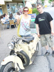Euro Lambretta - 2007 pictures from Tourist