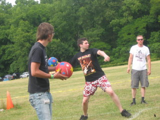 PVSC Band Camp Ocho - 2007 pictures from ArtsDead