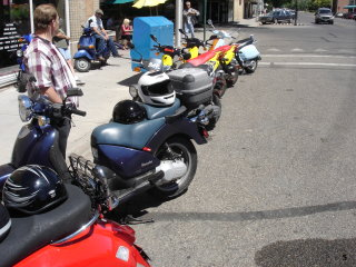 High Desert Scooter Rally - 2008 pictures from Ray