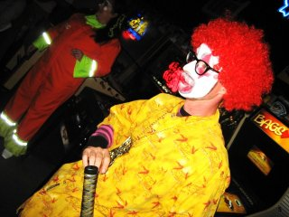 Dirty Clown Run - 2008 pictures from Bitter