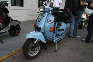 Lambretta Jamboree - 2009 pictures from izzy