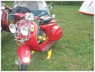 Ottawa Curd Rally - 2009 pictures from vespa_super150rogerscom