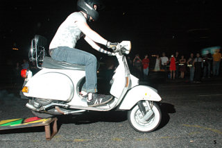 Resurgence Scooter Rally - 2009 pictures from Aaron