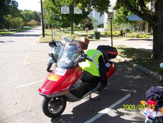 Scoot-A-Que 12 - 2009 pictures from oldscooterguy