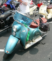 Amerivespa - 2010 pictures from Paul