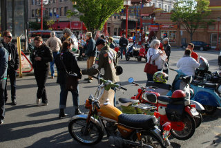 Garden City Scooter Rally - 2010 pictures from Canadian_Rich