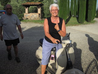 Bella Italia Scooter Rally - 2010 pictures from Todd