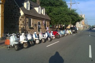 Lambretta Jamboree - 2010 pictures from starreem