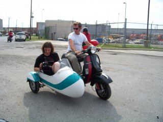 Scootergate Five-O - 2010 pictures from polianarchy