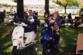 Amerivespa 2002 pictures from Dominick