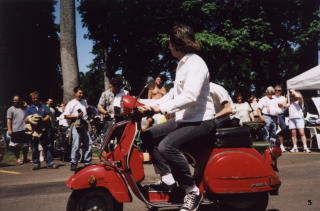 Amerivespa 2002 pictures from marion