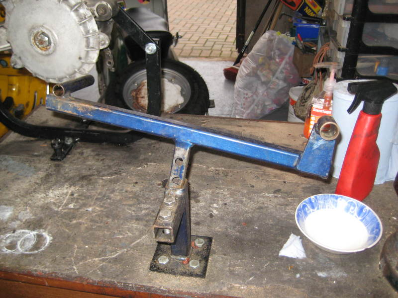 Engine stand Lamenginestand