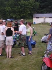 Pittsburgh Vintage Scooter Club's Parole Violation 2002 pictures from Agent_08