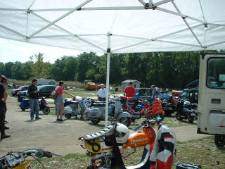Scoot-a-que 2002 pictures from Sam