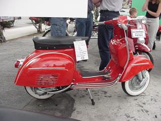 Pictures from Pasadena Scoot Expo 2002 taken by Alan M