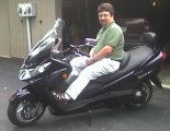 Scooterist Picture
