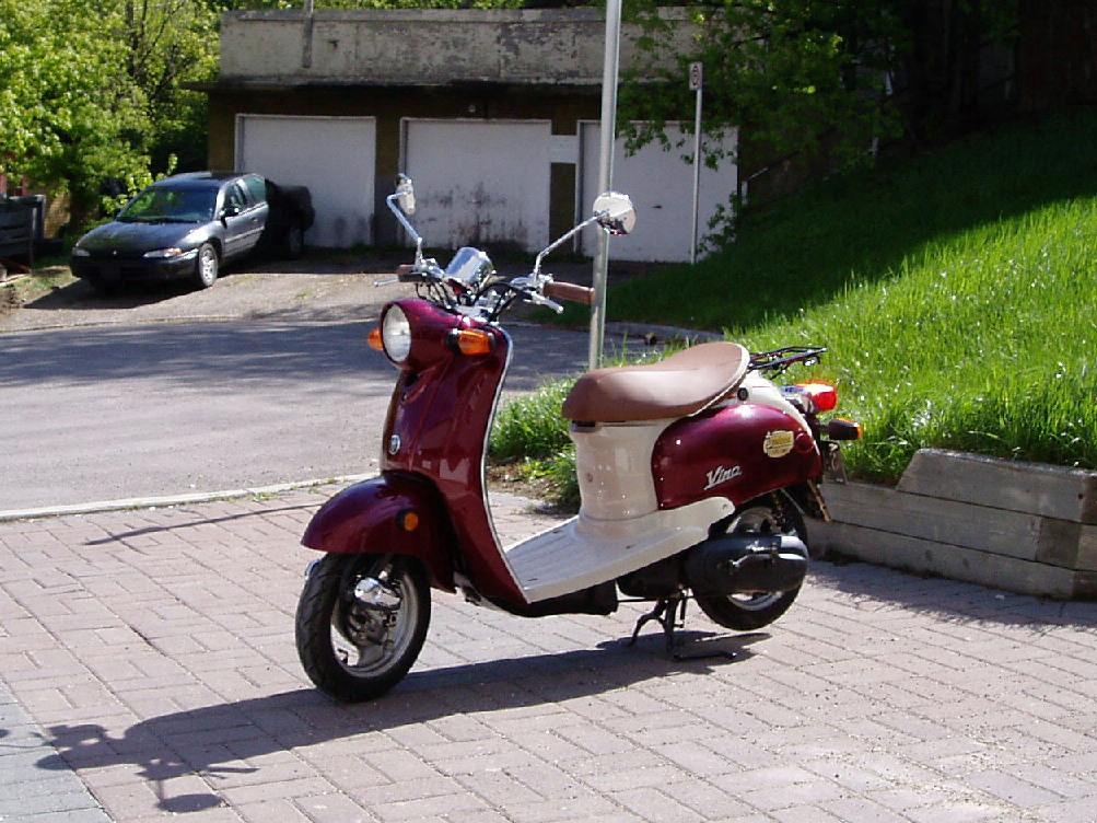 ДТП в Хостинском районе с участием мотороллера.