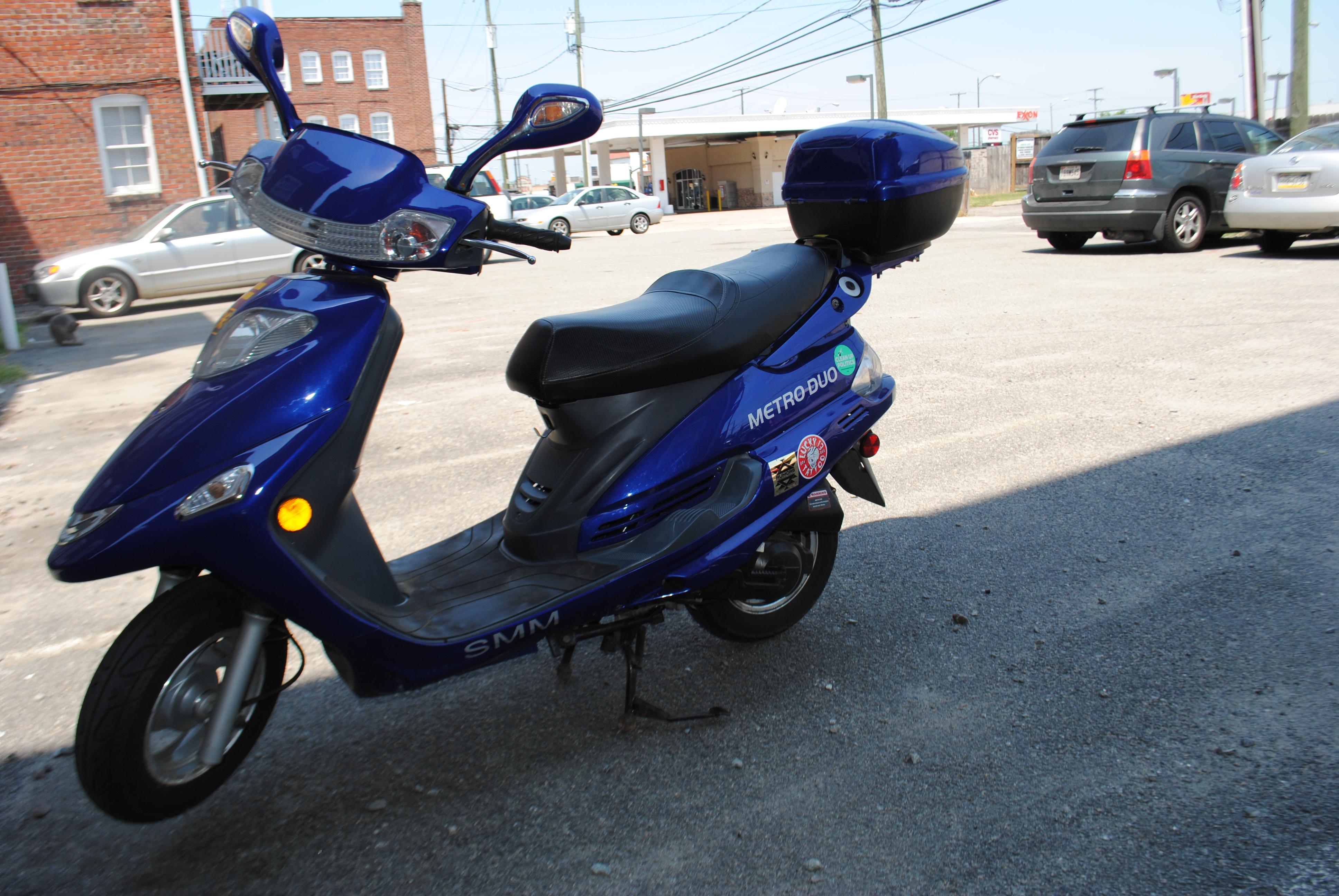 scoot.net: stolen scooter registry